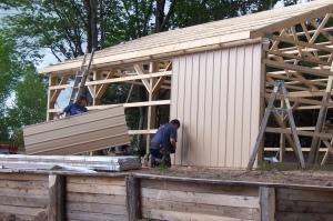 Garage Building 050