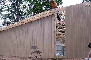 Garage Building 053
