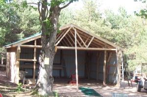 Garage Building 057