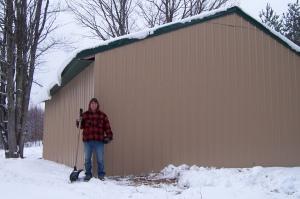 1 garage door