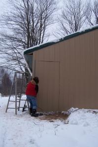 2 garage door