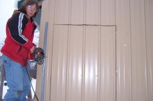 3 garage door