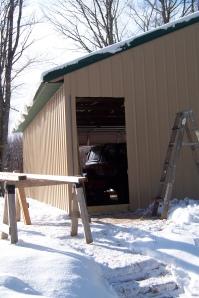5 garage door