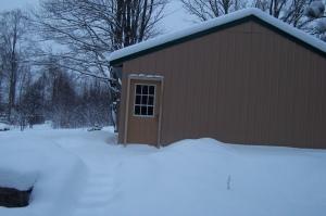 6 garage door